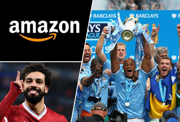 Amazon To Show 20 English Premier League Matches The Football Group